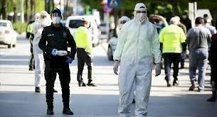 Koronavirüs tedbirlerine uymayan 4 bin 922 kişiye ceza verildi