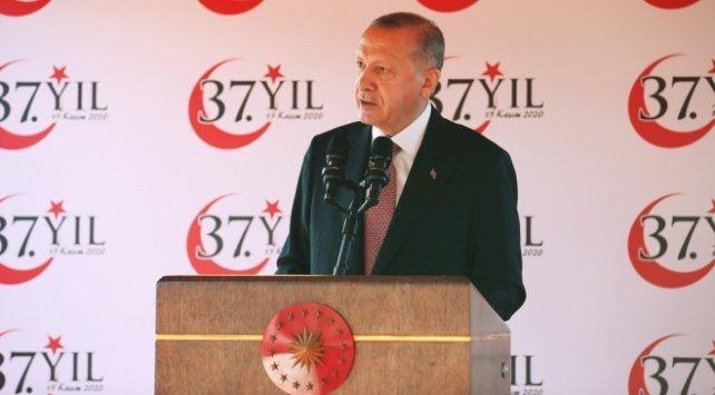 Cumhurbaşkanı Erdoğan'dan 'Kapalı Maraş' mesajı: Yeni bir dönem başlayacak